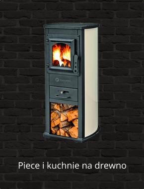 Piece i kuchnie na drewno